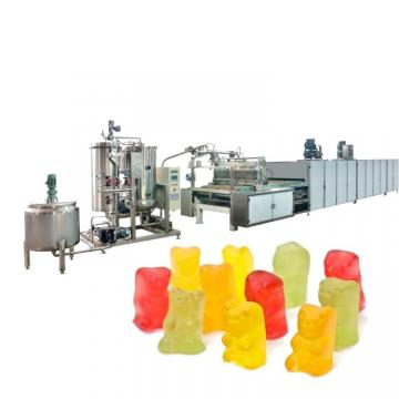 China Manufacturer Good Price Small Soft Sweets Gummy Jelly Candy Machine Line