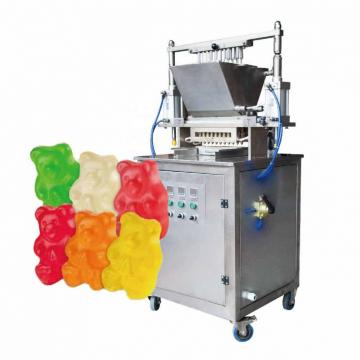 Wholesale gummy candy manufacturers jelly gummy candy sweets candies depositor making machine