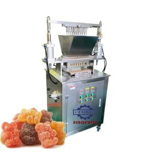 Multi-functional lab confectionery manual CBD VITAMIN jelly gummy bear candy depositor making machine