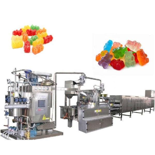 Fully Automatic Gummy/Soft/Jelly Candy Making Machine with High Quality