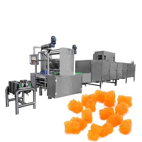 Candy machine maker /Jelly QQ candy making machine /Hot seller gummy bear candy production line