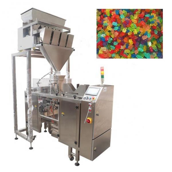 Jelly and Gummy Candy Gummy Bear Manufacturing Machine